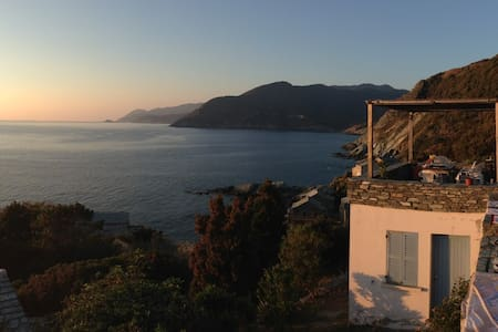 House for holidays in North Corsica - Dům