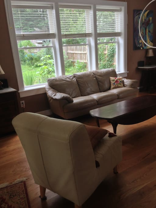 Music room/ den; includes large tv with cable and internet