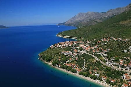 Adriatic Sea just 50 steps away - Huoneisto