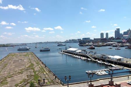 Boston Waterfront Navy Yard Condo
