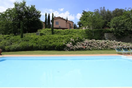 Villa Montanina - relax in Toscana - Apartamento