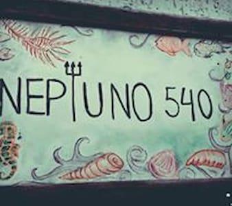 La casa de Neptuno, Bahia Inglesa - Bahía Inglesa