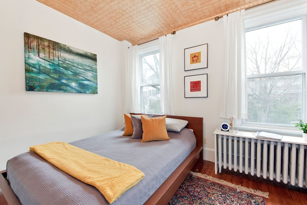 Private Bedroom in Columbia Heights
