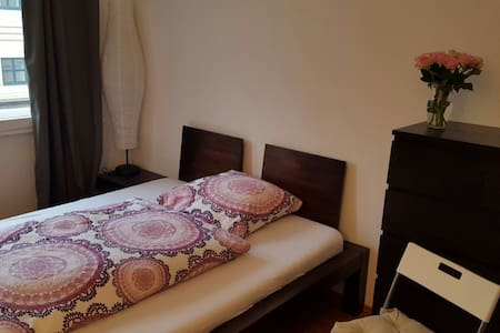 Room perfect for Visitors - Hanovre - Appartement