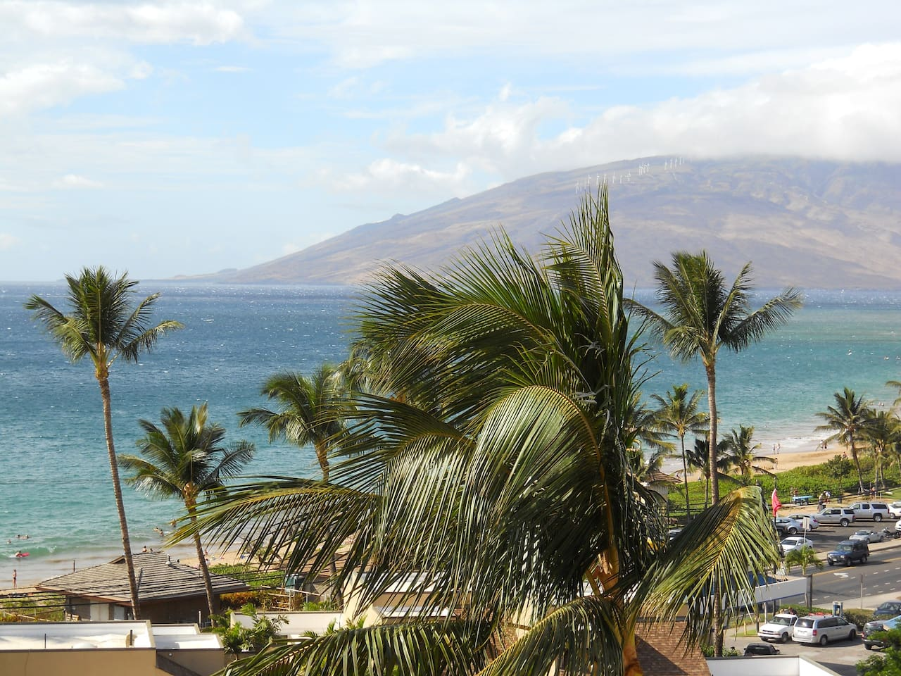 View from 7th Floor Kamaole Beach I