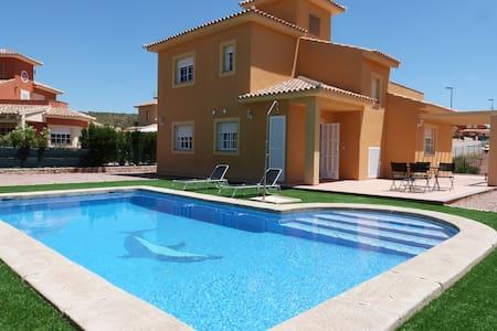 Villa Totana In Murcia Spain - Casa de camp