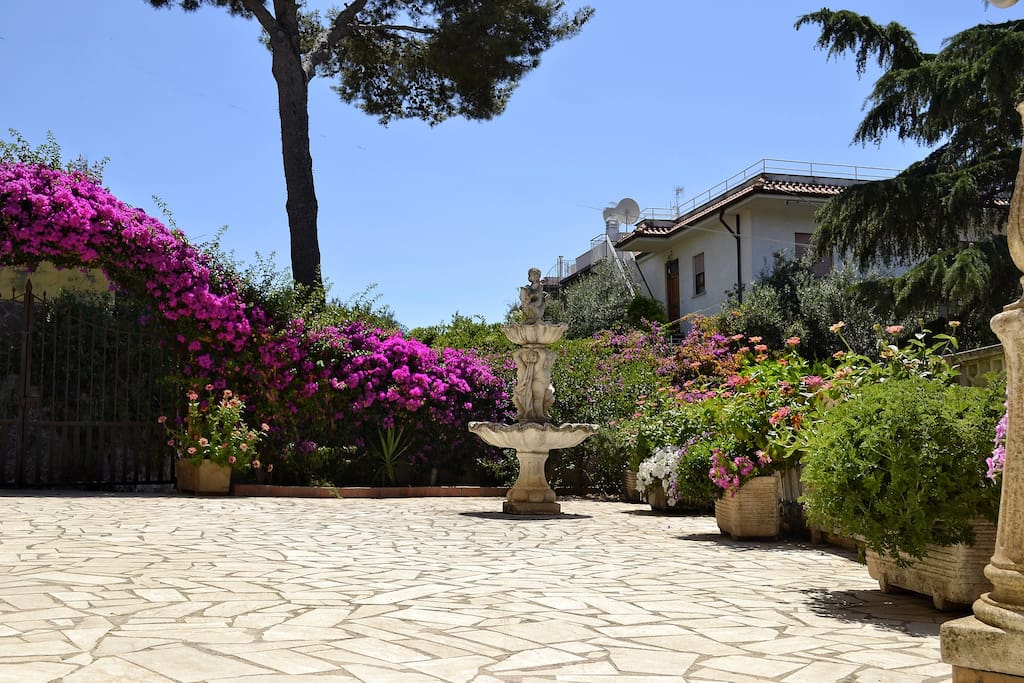 Bellissima Villa al mare