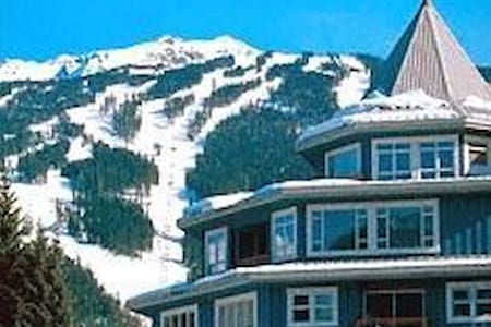 Located in centre of Whistler Village - Whistler - Wohnung