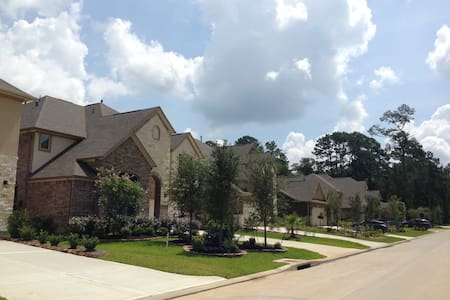 Woodlands Gorgeous House - Tomball - Maison