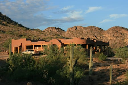 Secluded Desert Mountain Retreat - Queen Creek - Maison