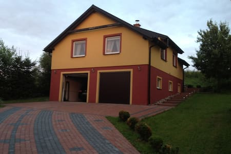 Holiday house in Chmielno Gdansk - Huis