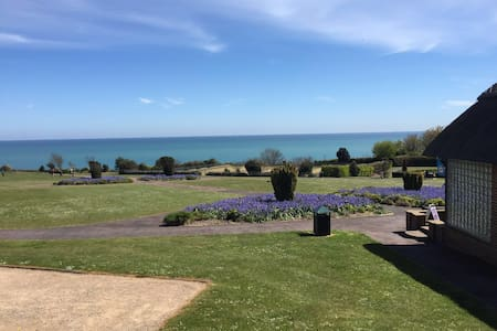 Lovely Apt near the town & beach. - Eastbourne - Apartment
