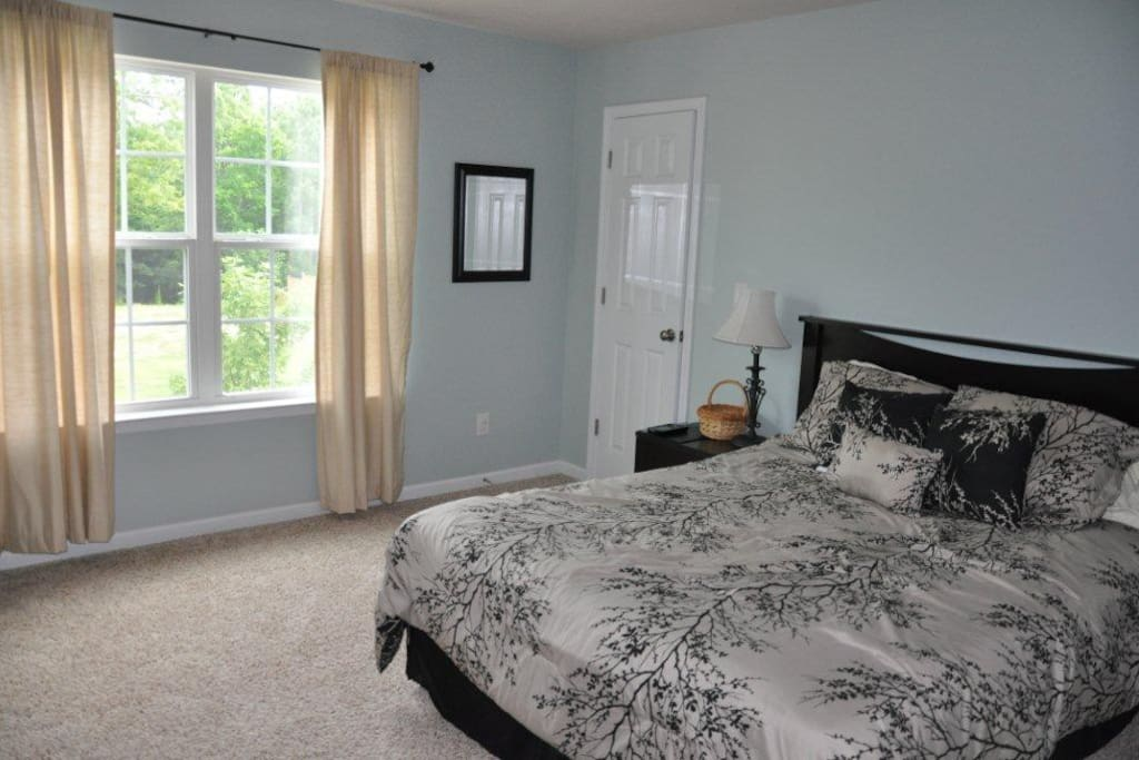 Guest Bedroom, extra twin bed can be added.