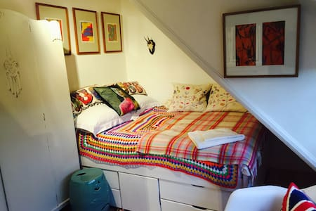Small Double in Victorian House - Leicester
