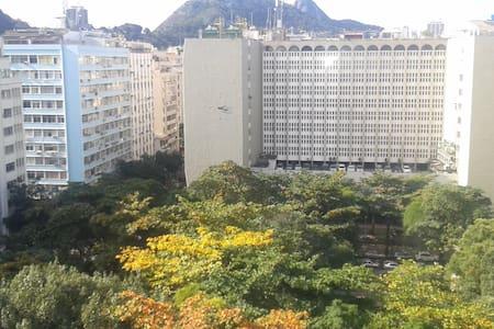 Copacabana - 2 Bedrooms: 150 meters from Beach - Rio de Janeiro - Appartamento
