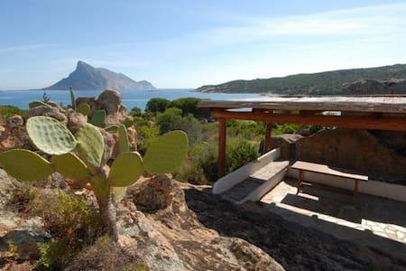 Sea View Villa in Aldia Bianca OT - House