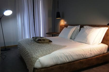 Quarto de Casal | Double Room - XPT Águeda - Penzion (B&B)