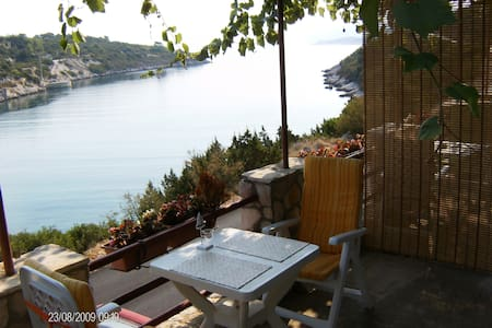 Little nest on VIS island-orange ap - Appartement