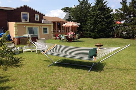 RELAX ON OUR DOCK THIS WEEK/WEEKEND - Little Egg Harbor Township - Huis