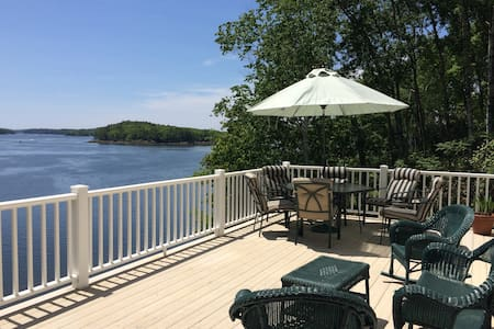 Mid-Coast Maine Waterfront - Edgecomb - Appartamento