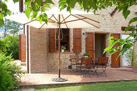 Countryhouse near Florence/Siena Ro - Gambassi Terme - Apartment