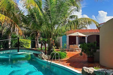 Elegant and secluded three-bedroom luxury villa - Crocus Bay