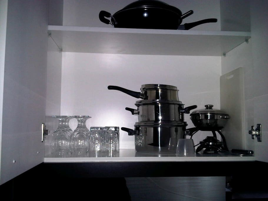kitchen set lengkap