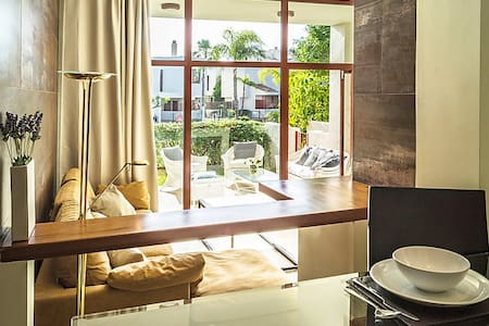 Casa de Vacaciones Riviera Beach - Estepona