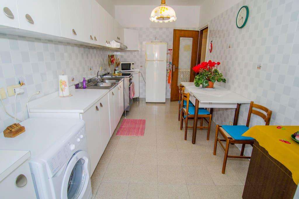 Big and bright apartment in Sanremo