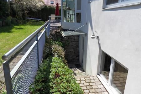 Very nice bright 45 sqm basement apartment - Inning am Ammersee - Apartment