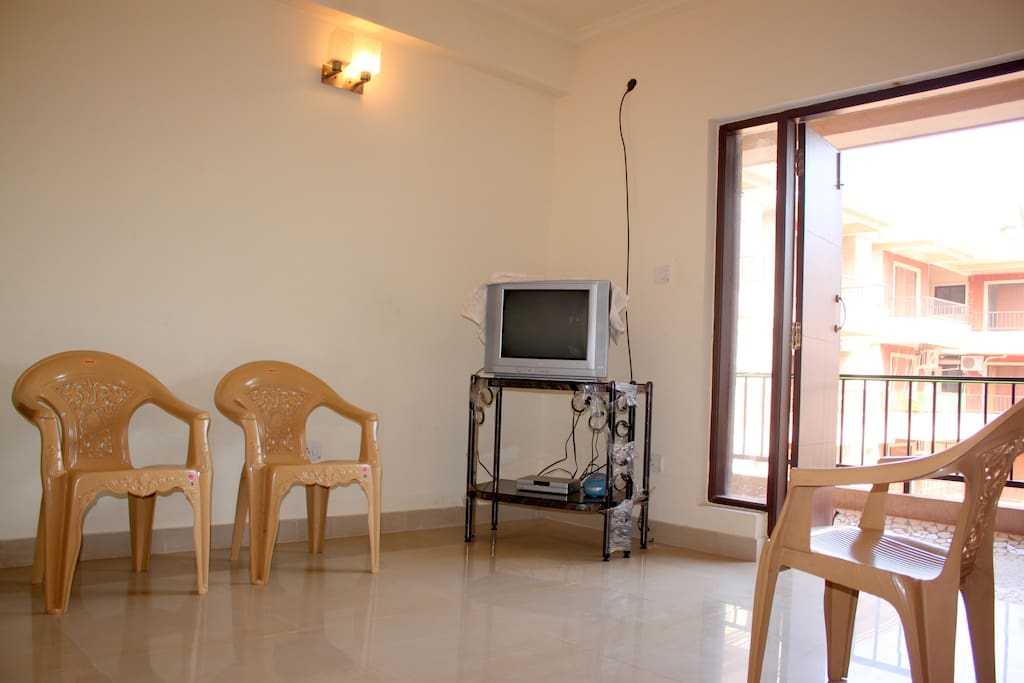 Furnished apartment in Goa, India