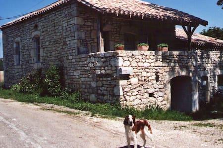 Maison typique quercynoise - Castelnau-Montratier