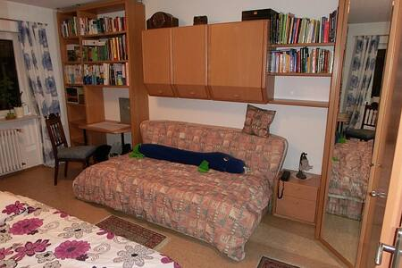 Guest room close to central station - Nuremberg - Apartamento