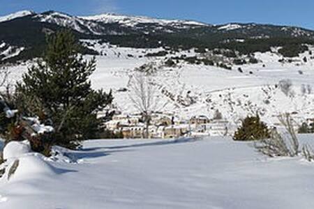Appartement au calme et proche des pistes - Fontrabiouse - Leilighet