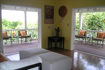 Caribe Suite - Frederiksted Southeast - Appartement
