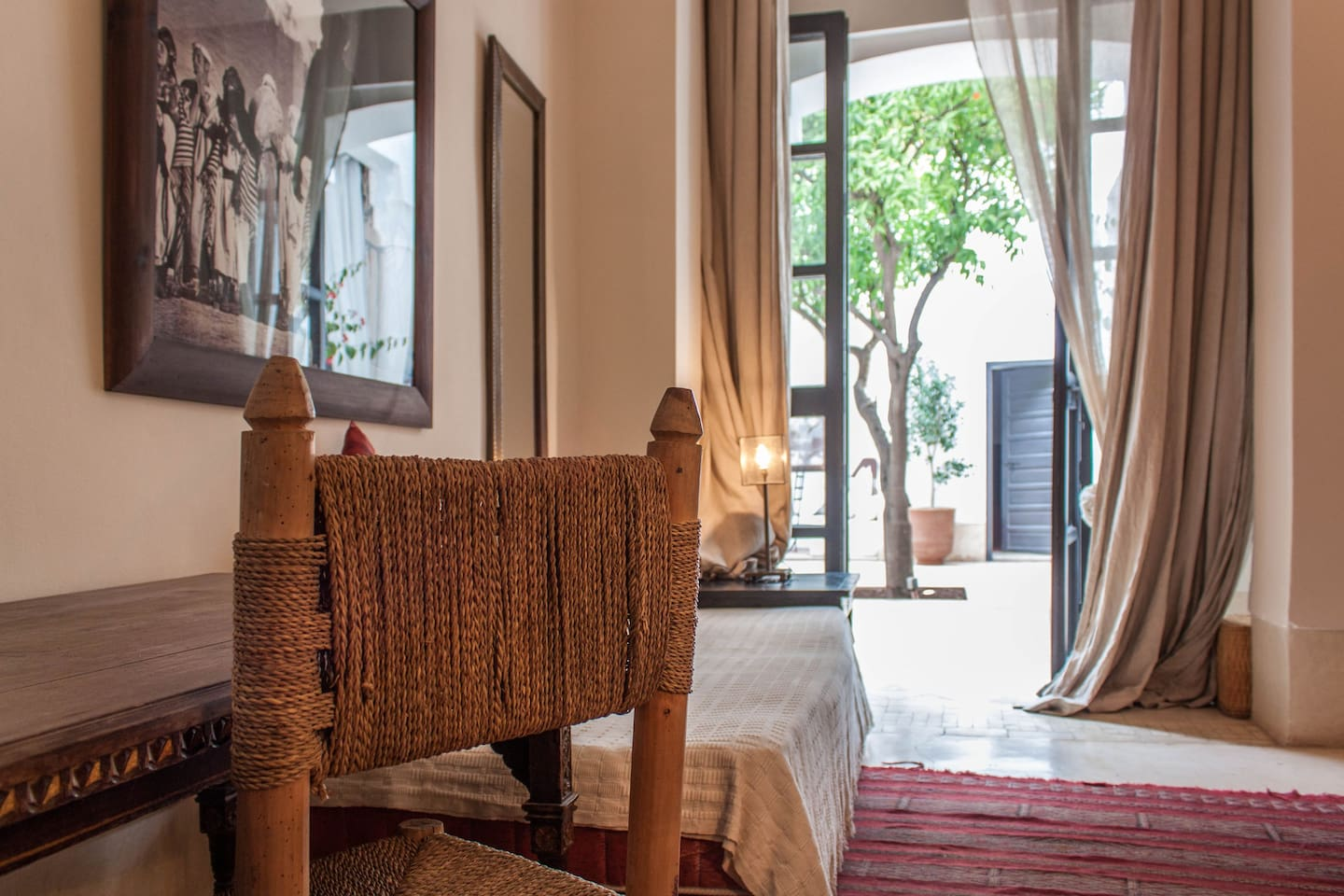 Room in Ancient Riad, Free Wi-Fi