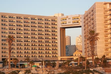 Apartments on the beach - Ashdod - Apartment