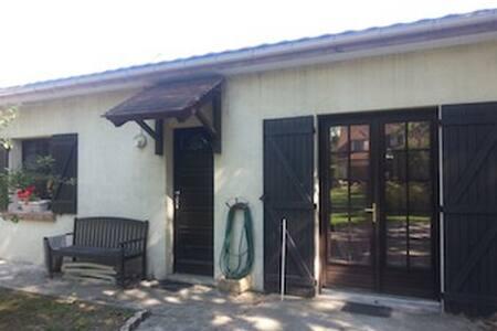 Maisonnette proche Disneyland Paris - Rumah