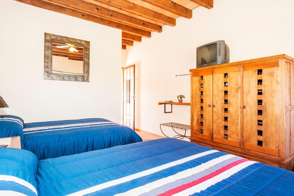 Habitación Marrón en San Miguel
