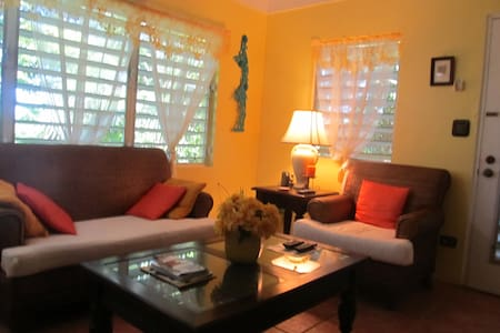 Cariso Suite - Frederiksted - Apartmen