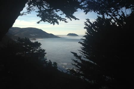 Spectacular Big Sur oceanview home! - CARMEL
