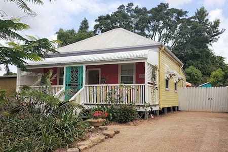 'Tinkerbell Cottage..... in the Heart of Bangalow' - Bangalow - Hus