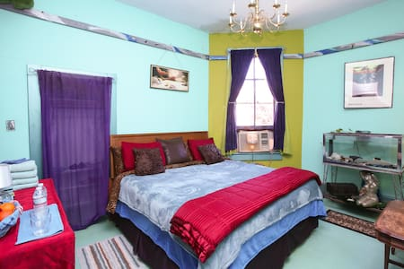Bywater-Mediterranean Room  - New Orleans - House