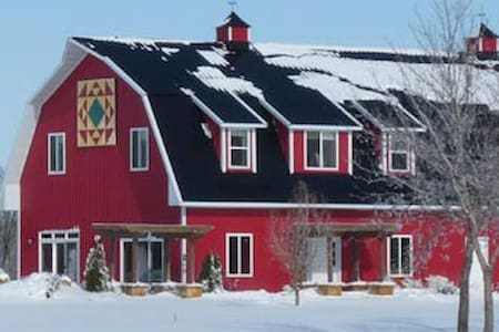 Red Barn Retreats - Sleeps 10 - Garden City - Lain-lain