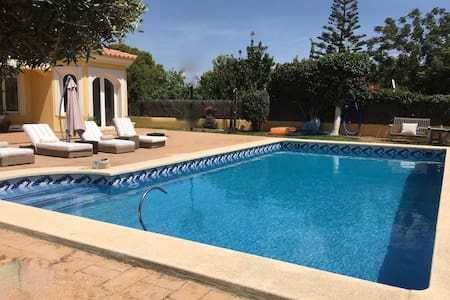 Santa Ponsa - Luxury Villa, Superb Facilities - Casa de camp