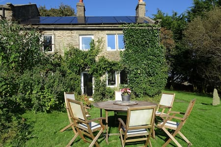 Olde Skipton Cottage Walkers Hideaway Sleeps 4-6 - Skipton - Hus