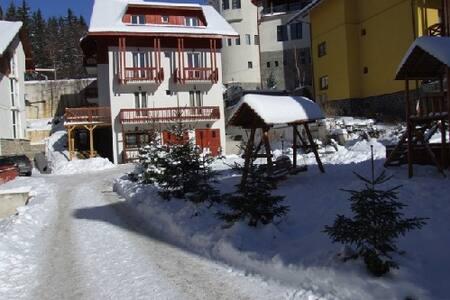 Ski residence in february - Brașov