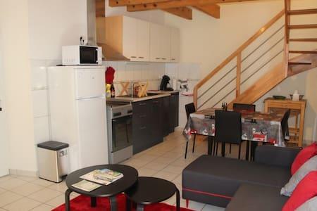 Maison tout confort en Auvergne - Maison