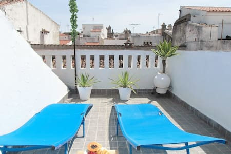 The Terrace House in City Centre - Évora - House