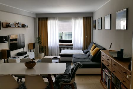 Cool flat in the City - Lejlighed